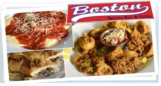 Boston Sports Bar and Grille - Live Life Like A Champion